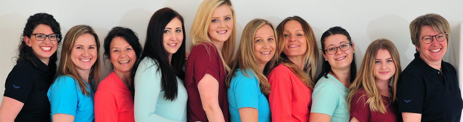 Zahnarztpraxis Graben - Praxis Team